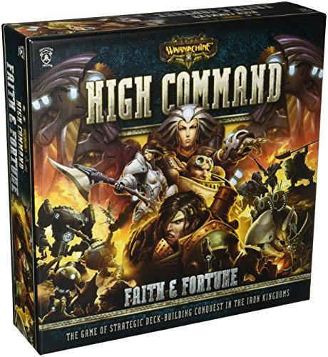 Unbekannt Kriegsmaschine zu bekommen Hohe Command Faith Fortune Board Game