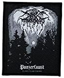 DARKTHRONE Aufnäher PANZERFAUST Patch gewebt 8 x 10 cm
