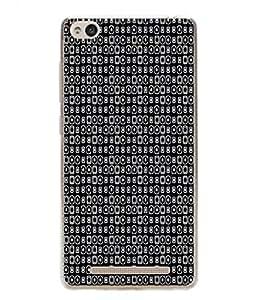 Fuson Designer Back Case Cover for Xiaomi Redmi 3S (designer pattern theme rangoli art )