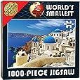 Cheatwell Games Santorini Greece World's Smallest Jigsaw Puzzle