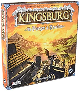 Fantasy Flight Games KB02 - Kingsburg: To Forge a Realm Expansion (1589946464) | Amazon price tracker / tracking, Amazon price history charts, Amazon price watches, Amazon price drop alerts