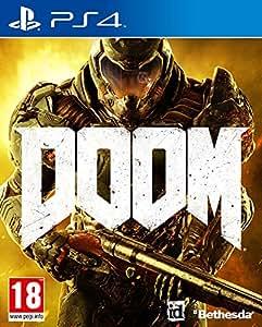 Doom - PlayStation 4 - [Edizione: Francia]