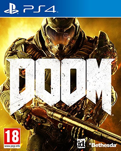 Doom - PlayStation 4 - [Edizione: Francia]