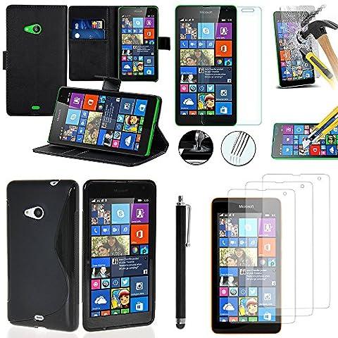 Nokia 535 Dual Sim - VCOMP® Microsoft Nokia Lumia 535/ 535 Dual