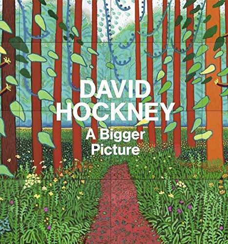 David Hockney: A Bigger Picture Buch-Cover