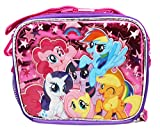 Best Ruz Lunch Boxes - Lunch Bag - My Little Pony - Pink Review