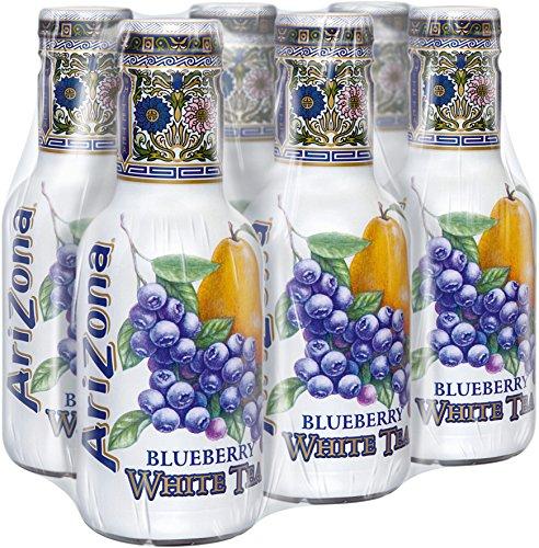 Preisvergleich Produktbild Arizona Blueberry,  6er Pack,  EINWEG (6 x 500 ml)