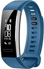 Huawei Band 2 Pro Activity Tracker Smart Fitness Wristband with GPS, Multi-Sport, Model, Heart Rate, Sleep Monitor, 5ATM Waterproof (Eris-B29 Blue)