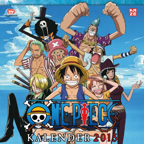 One Piece 2015 Wandkalender