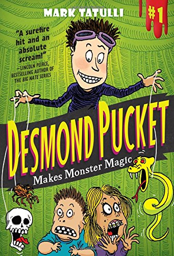 Desmond Pucket Makes Monster ()