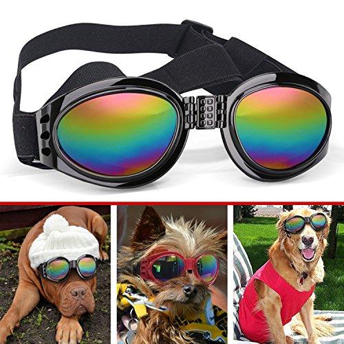 Zoom IMG-3 fretod occhiali per cani da