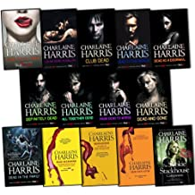 Charlaine Harris True Blood Sookie Stackhouse 14 Books Collection Pack Set RRP: £142.86