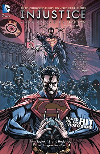 Injustice: Gods Among Us Year 2 Volume 1 TP