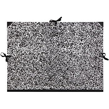 Zeichenmappe Annonay grün für Format 50x70 cm