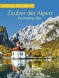 Zauber der Alpen 2017: Foto-Wochenkalender