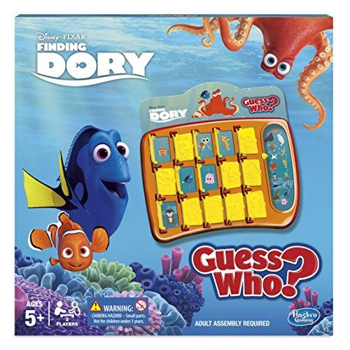 Buscando a Dory Guess ¿Quién? Juego