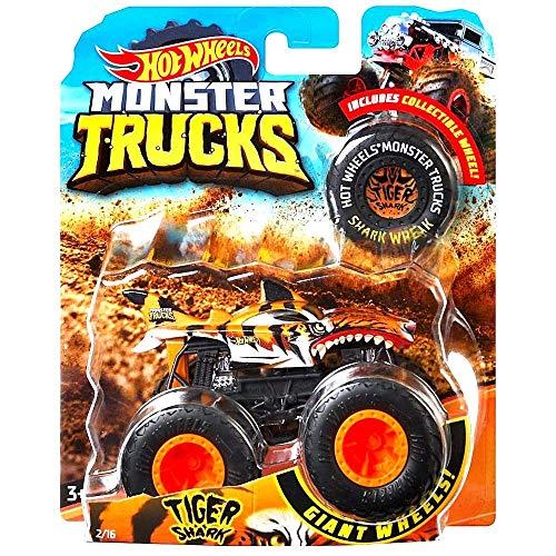 Preisvergleich Produktbild Hot Wheels Monster Trucks sortierte Modelle in der Auslieferung