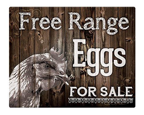 Der kostenlosen Eier für Metall Der Zauberer von Oz 10 x 20,32 cm Schild - Shabby Chic Geschenk Idee Weihnachten Hühner #16