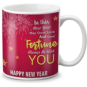 lof new year celebretion gifts christmas gifts best combination present for your girlfriend boyfriend husband wife friends family printed coffee
