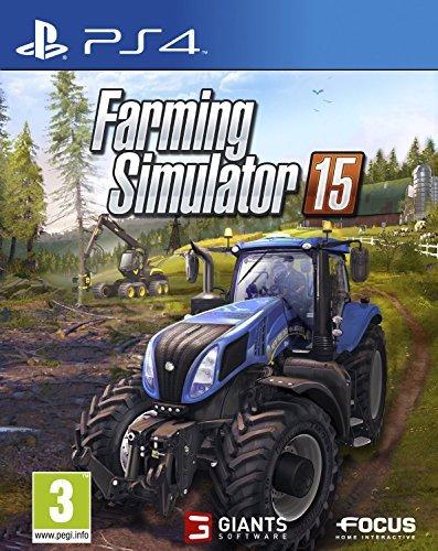 farming simulator 2015 Farming Simulator 15 (PS4) UK IMPORT