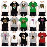 Head Case Designs Anatomie des Menschen Damen-Shirt