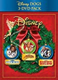 Disney Dogs Holiday 3-Pack (Snow Dogs | Beverly Hills Chihuahua | Eight Below)