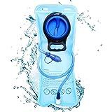 Aodoor Poche Hydratation, Portable 2 litres Poche a Eau Sacs à Dos d'hydratation Sacs d'hydratation pour Utilisation en Extérieur