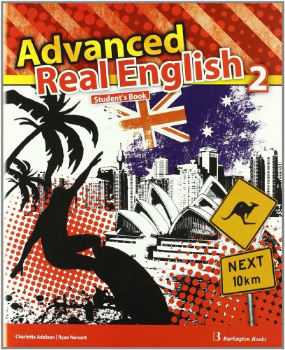 Advanced real english student's book 2º eso