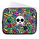 hugpillows/Sac pour ordinateur portable en Squelette Fonds d'écran Full HD pour...