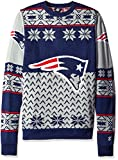 Klew NFL Big Logo Pullover XXL New ENGLAND Patriots