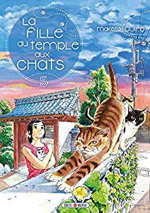 La Fille du Temple aux Chats Edition simple Tome 5