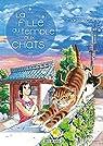 La fille du temple aux chats, tome 5 par Ojiro