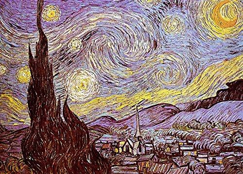 Ravensburger 16207 Puzzle Notte Stellata di Van Gogh, 1500 Pezzi - 2