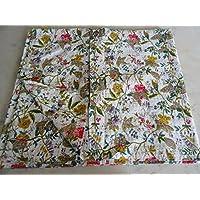 Tribal Asian Textiles 03 - Copriletto etnico con motivo cachemire,