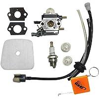 Huri Mantis Tiller Carburetor Kit for 7222722572307234# Zama C1U-K54A 12520011822