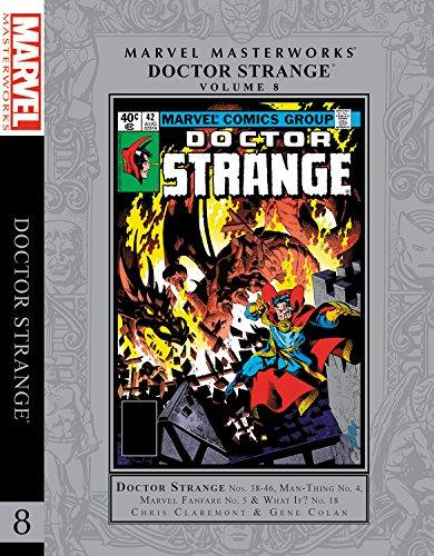 marvel-masterworks-doctor-strange-vol-8