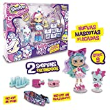 Shopkins-Pack mit Puppe, 1Figur shoppets, shoopkins + Zubehör, Mehrfarbig (GIOCHI PREZIOSI...