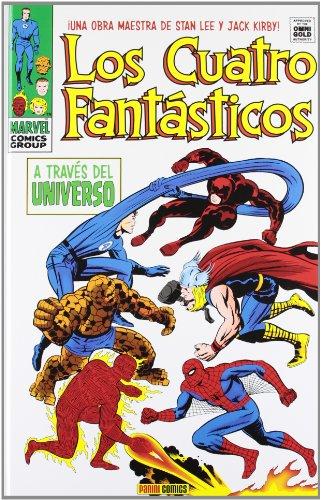 612rDd7kcfL - Los Cuatro Fantásticos. A Través Del Universo