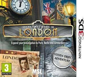 Secret Mysteries in London (Nintendo 3DS)