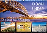 Down Under - Eine Reise durch Australien (Wandkalender 2019 DIN A3 quer): Von Alice Springs, vorbei am Ayers Rock nach Sydney (Monatskalender, 14 Seiten ) (CALVENDO Orte)