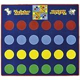 Eduplay Spielteppich Twister ca. 145 x 133 x 0