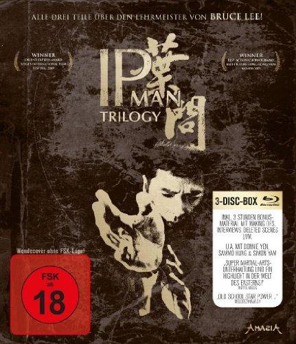 Bild von IP Man 1-3 - Trilogy [Blu-ray]