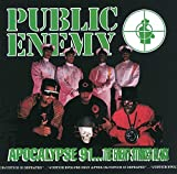 Public Enemy: Apocalypse 91: The Enemy Strikes Black (Audio CD)
