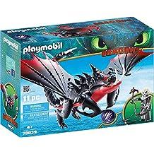Playmobil Dragons 70039 Dodenklauw En Grimmel