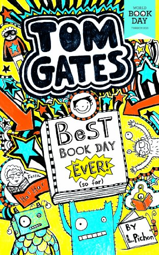 Tom Gates: Best Book Day Ever! (so far): World