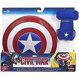 Marvel Capitán América - Escudo de Capitán América (Hasbro B5782EU4)