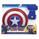 Hasbro Avengers B5782EU4 - Captain America magnetisches Schild, Spielzeug Schild