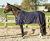 Harry's Horse 32200017-195cm Sommerdecke Polycotton, Navy, L