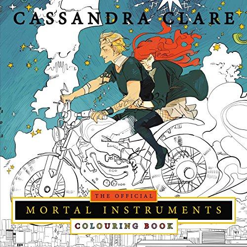 The Mortal Instruments. Colouring Book (Colouring Books) por Cassandra Clare