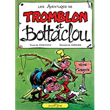 Tromblon et Bottaclou : Patrimoine Glénat 91